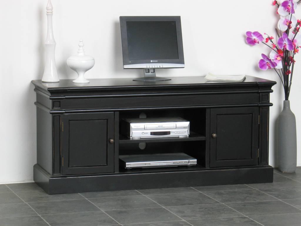TV kast Mozart barok zwart  hioshopnl  online meubels