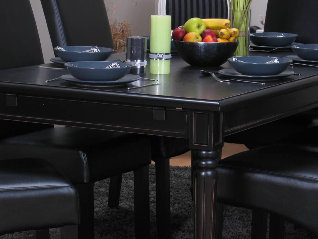 affordable eettafel met stoelen aanbieding with eettafel