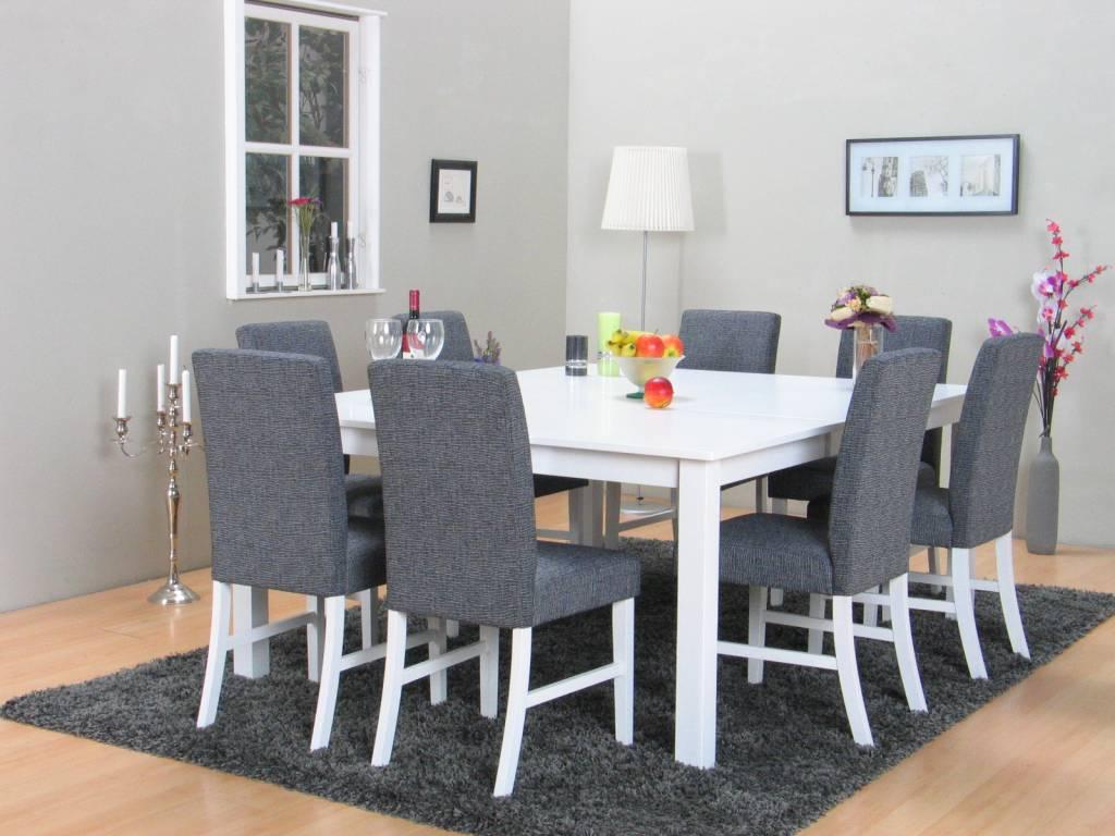 Keukentafel stoelen amazing bartafel keukentafel multi for Keukentafel en stoelen