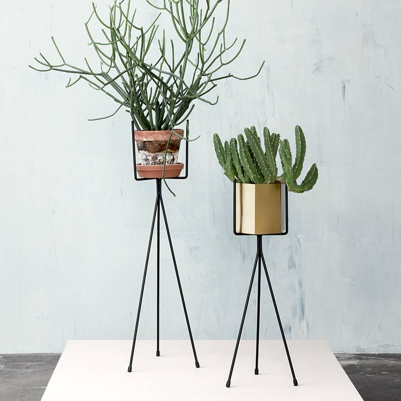 Ferm Living Planten standaard Plant Stand Large metaal