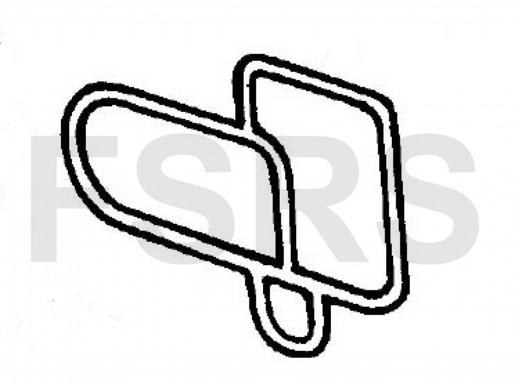 Pakking oliefilterhuis Opel Astra Frontera Omega Signum