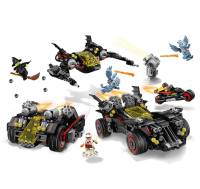 Lego Batman Movie Ultimate Batmobile 70917 Set Revealed ...