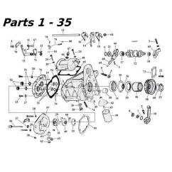 Harley Davidson Motorcycle Parts Diagram Electrical Building Wiring Transmission - Taco Motos Amsterdam Service