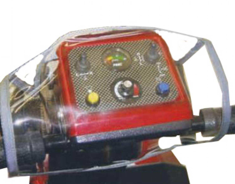 Dashboardbeschermer Scootmobiel  Gratis Verzending