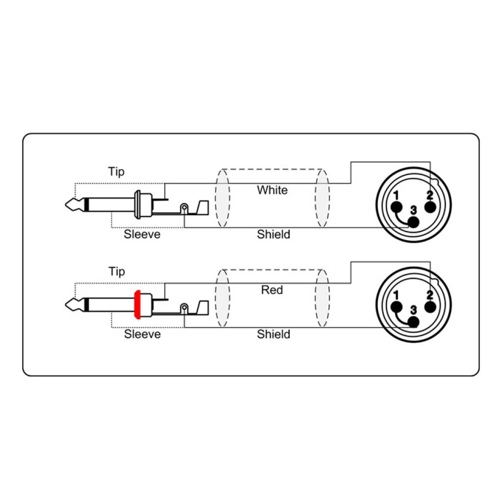 4 Pin Xlr Intercom Wiring Diagram