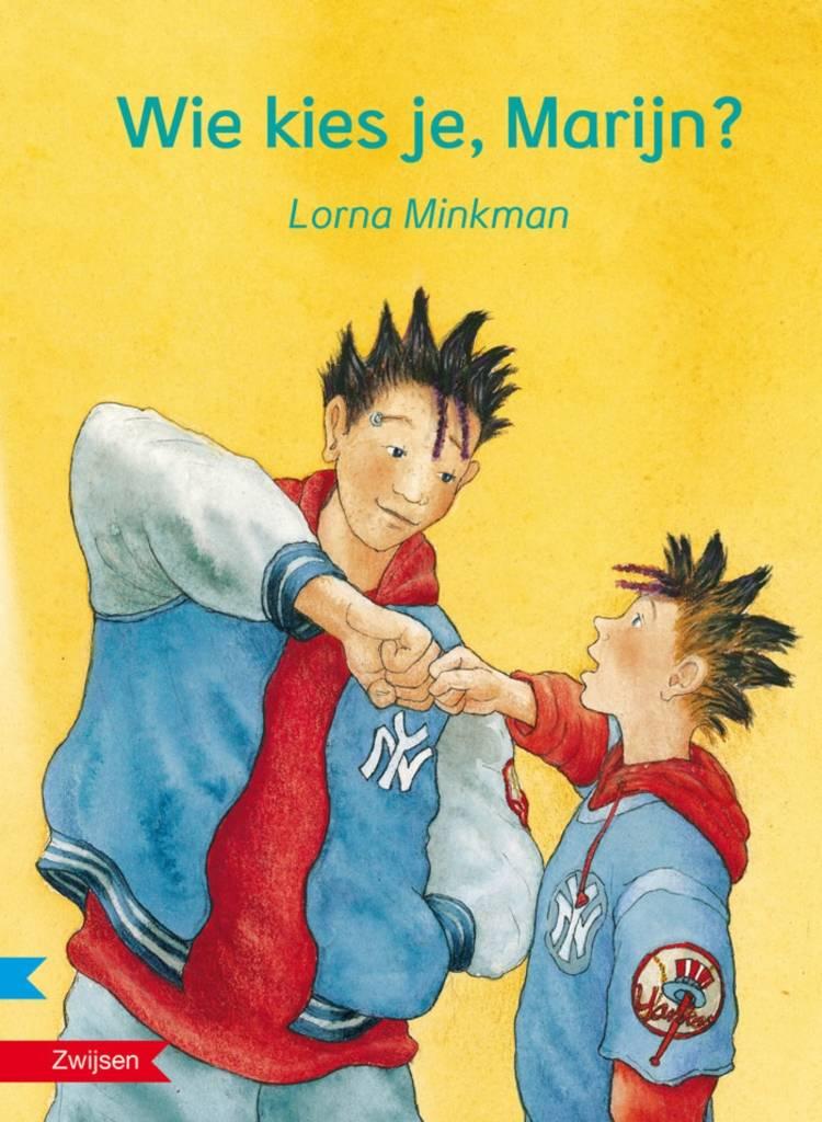 Wie kies je Marijn van Lorna Minkman bij Luisterboekennl