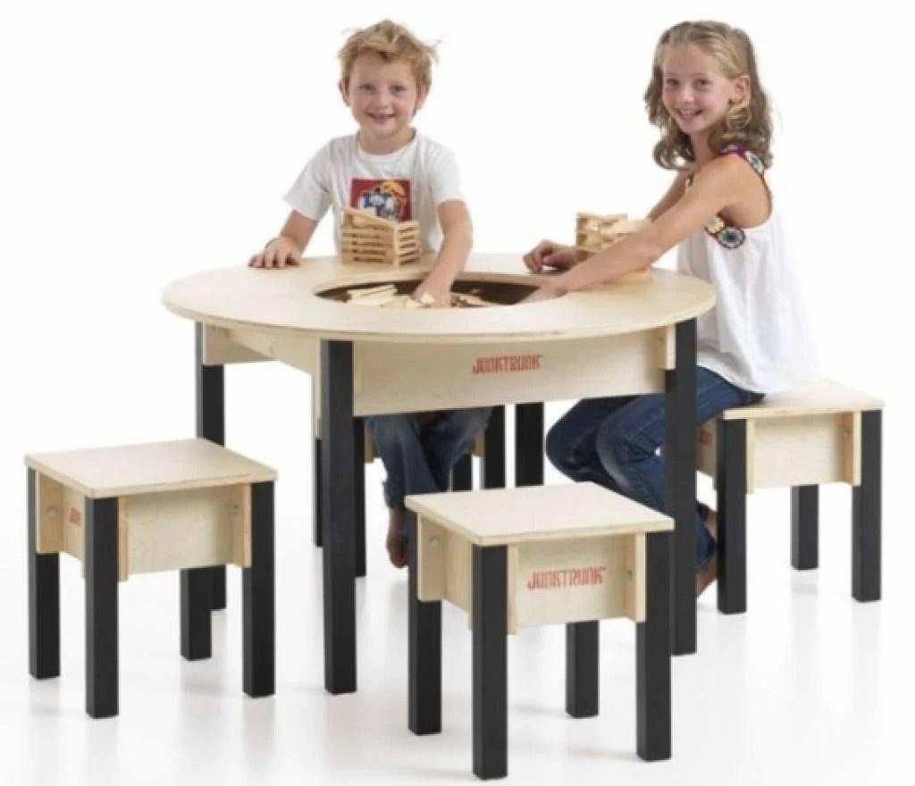 Table Ronde Pour Enfants  Jeu D'enfant