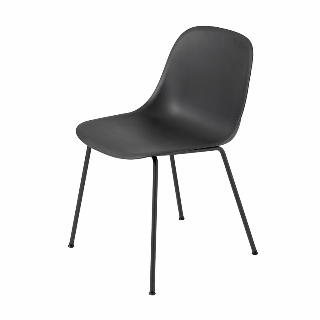 Tube Chair Muuto Fiber Side Chair Tube Base Designed By Iskos