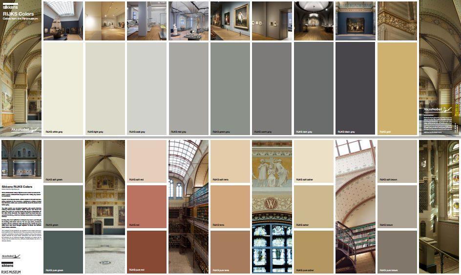 Sikkens Rijks Kleurenkaart online bestellen  Verfwebwinkelnl