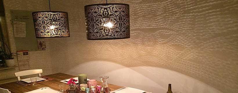 Oosterse lampen voor in woonkamer slaapkamer sfeervol en