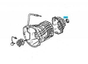 Oil seal 55X42X10 Opel Omega-A / Omega-B / Senator-B