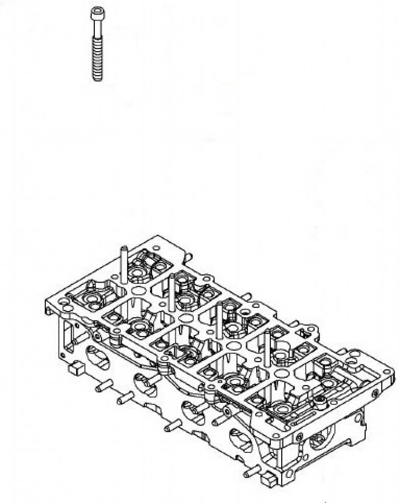 Kopbout Opel Astra / Cascada / Insignia / Signum / Vectra