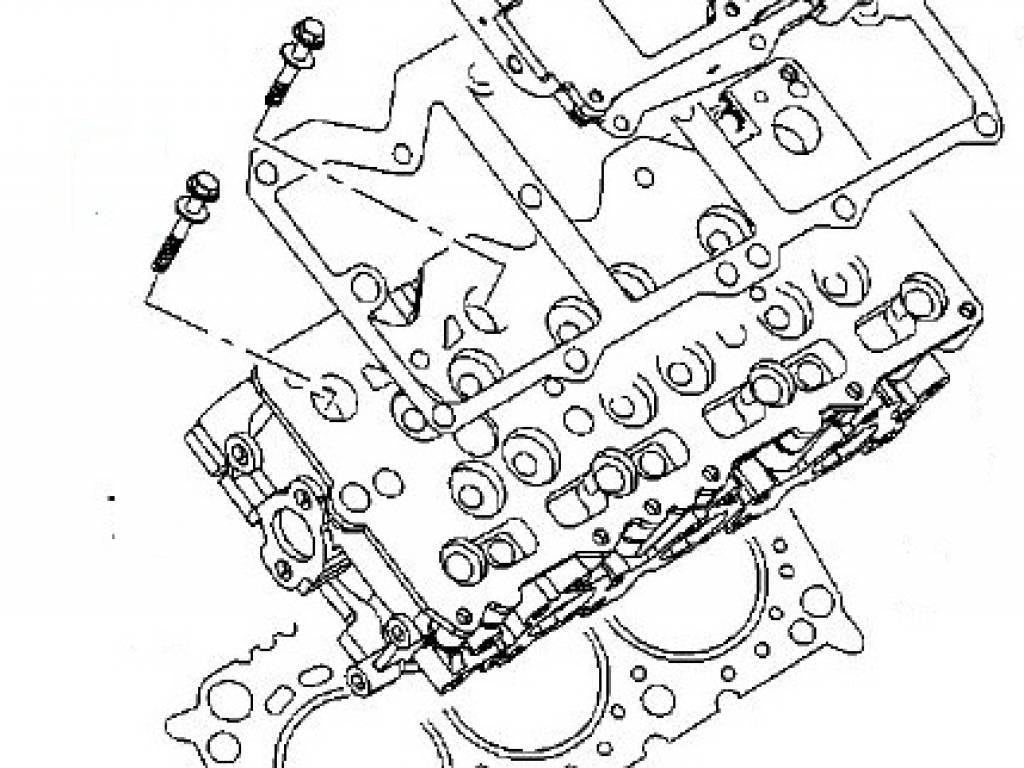 Kopbout M12x175 Opel Signum Vectra C Z30dt