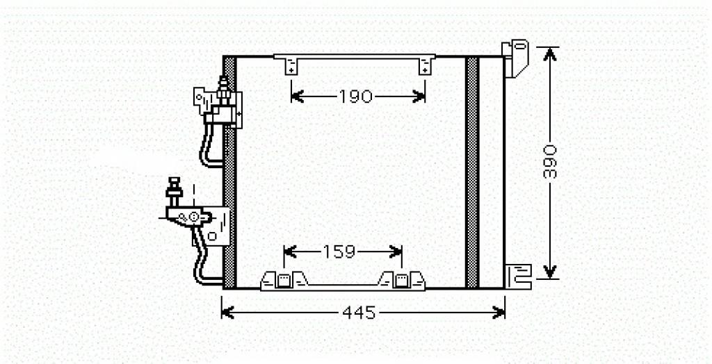 Opel Kadett B Wiring Diagram