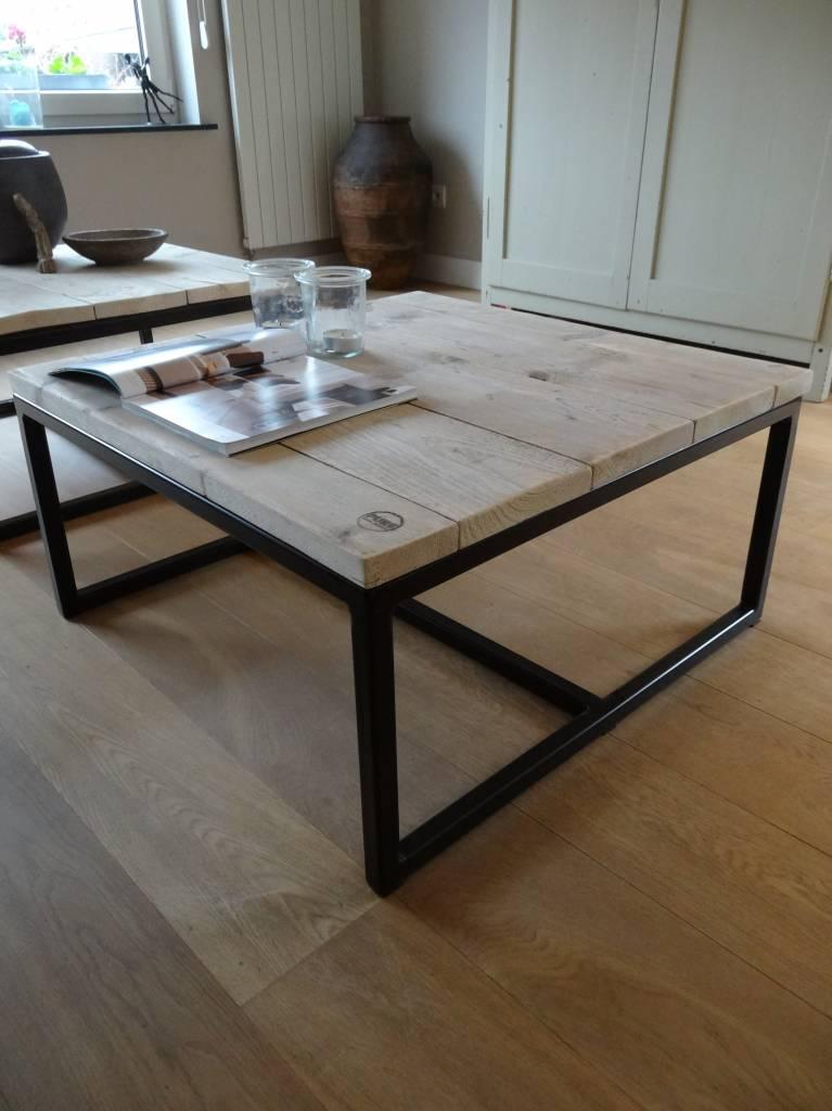 39Varberg39 industriele salontafel steigerhoutstaal open