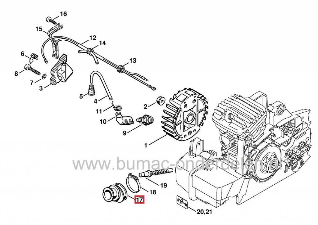 Breathtaking Stihl Ms 310 Parts Diagram Contemporary - Best Image ...