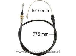 Kabel voor Mesinschakeling bij Toro 14-38 HXLE, 15-38 HXL