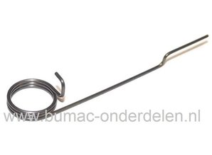 Gashendel veer voor Stihl TS400, MS 170, MS 171, MS 180