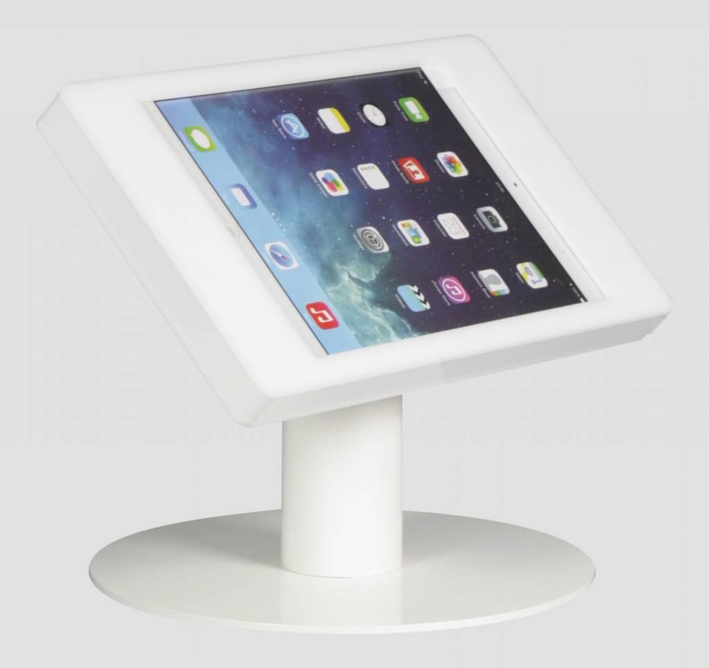 iPad mini desk stand Fino white  Exhibishop