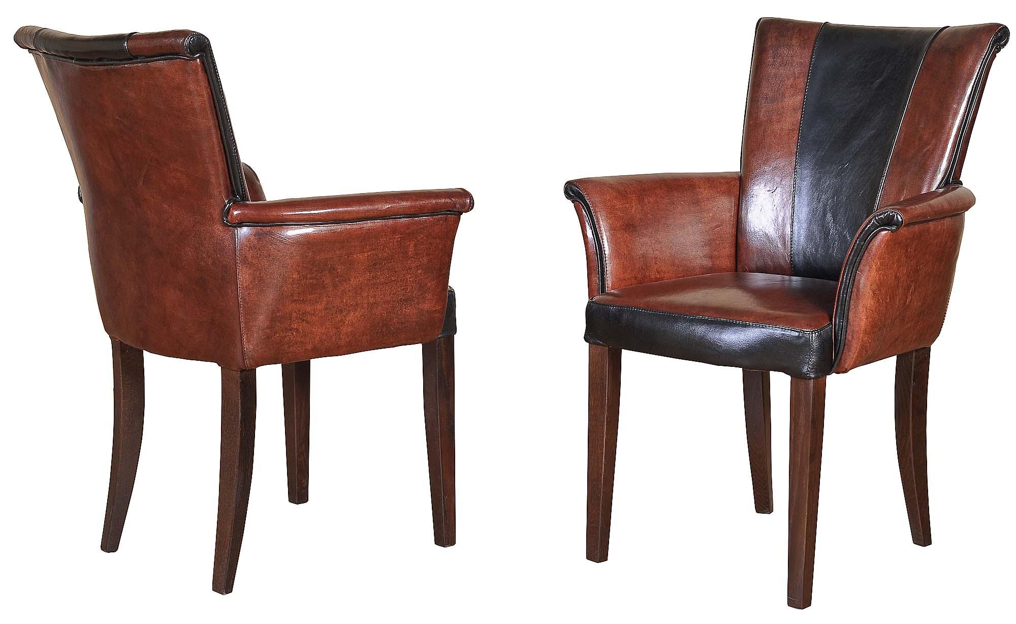 Trend Designstoelen en landelijke stoelen leren