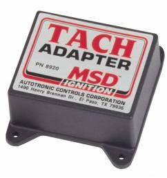 mallory tach adapter wiring [ 1024 x 974 Pixel ]