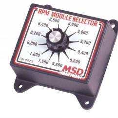 Ignition Switch Deutsch 2005 Mitsubishi Triton Radio Wiring Diagram Msd 8673 Rpm Timing Controls Ignitionproducts