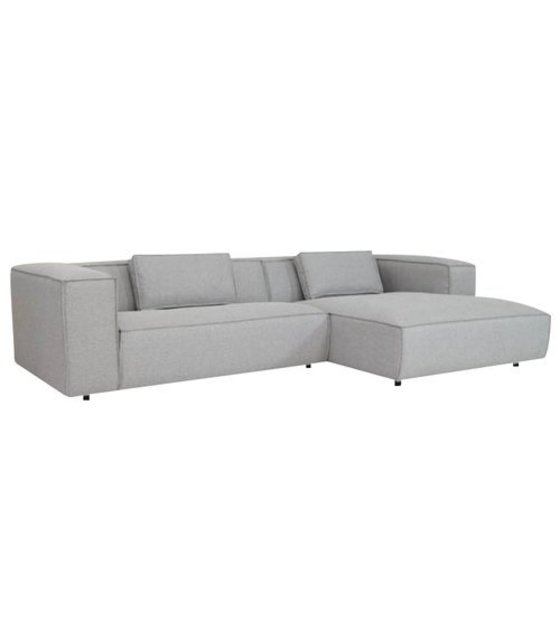 fest amsterdam sofa dunbar faux suede reviews couch sydney91 light gray 2 seater divan left or right lefliving com