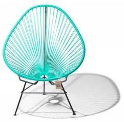 Turquoise Lounge Chair Grey Covers Wedding Acapulco The Original La Silla