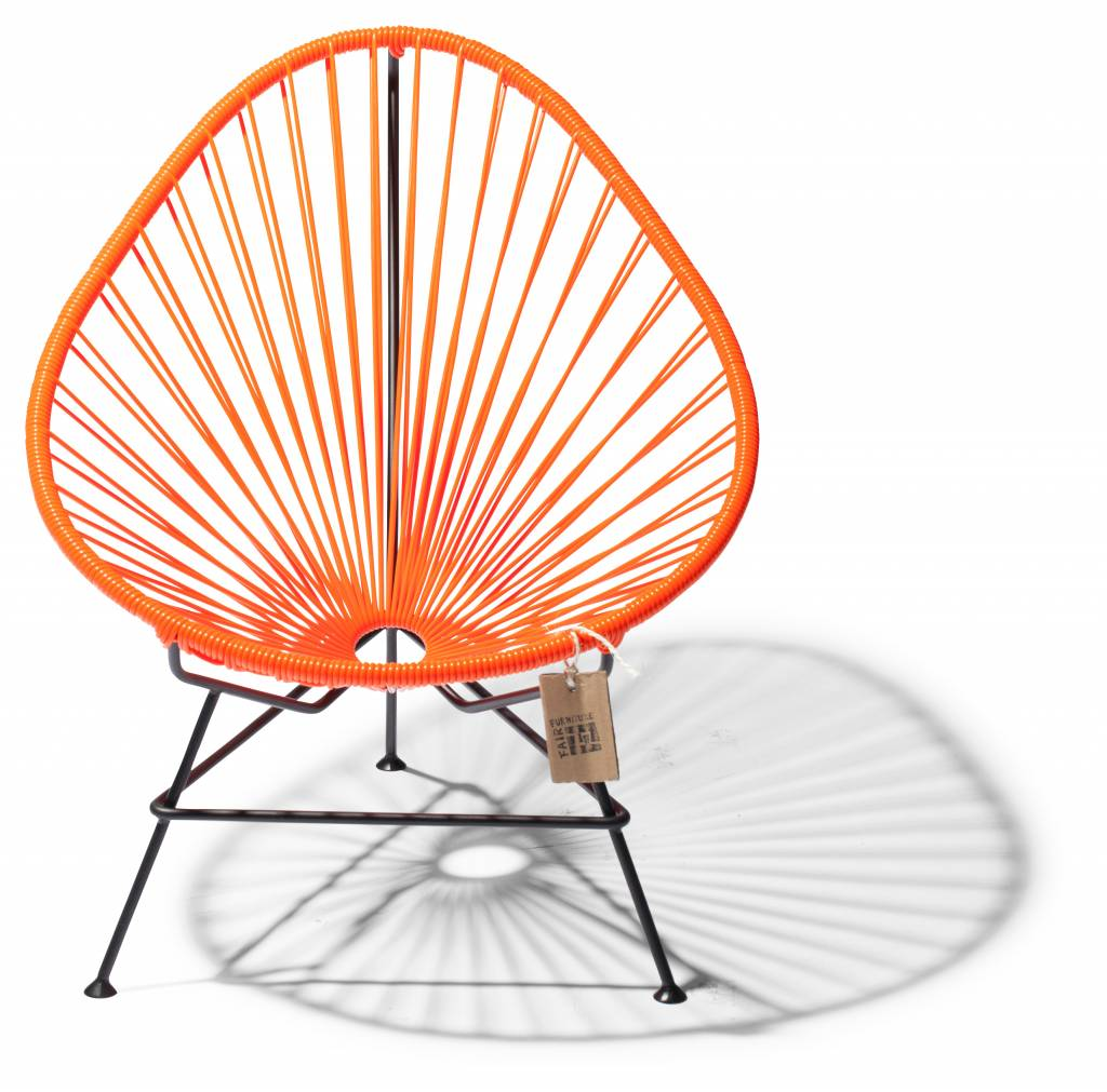 Acapulco Chairs Acapulco Chair Baby Orange The Original Acapulco Chair