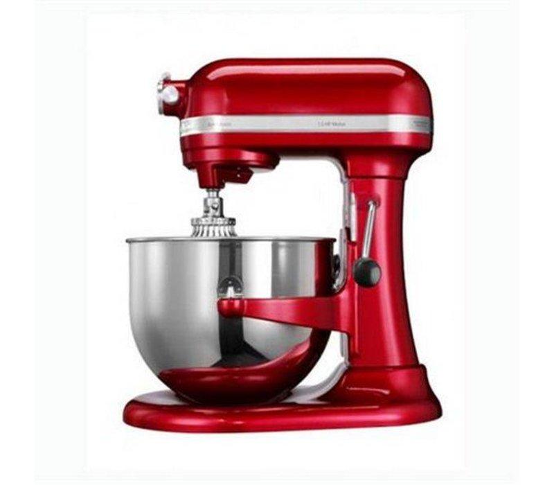 red kitchen aid mixer hood design kitchenaid k5 heavy duty 6 9 l