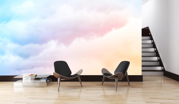 Fotobehang Wolken  Walldesign56com