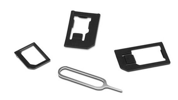Nano Simkaart Knippen