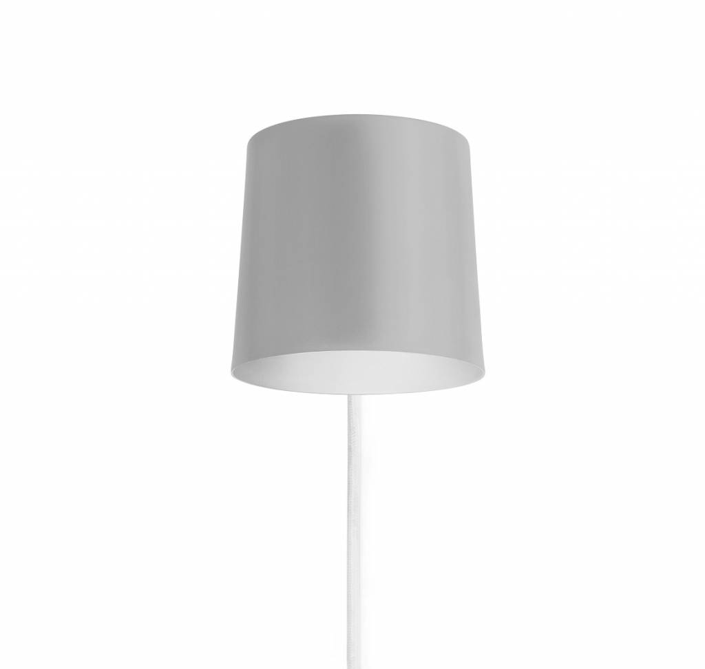 Wandleuchte Grau Normann Copenhagen Rise Wall Lamp Grey Living And Co
