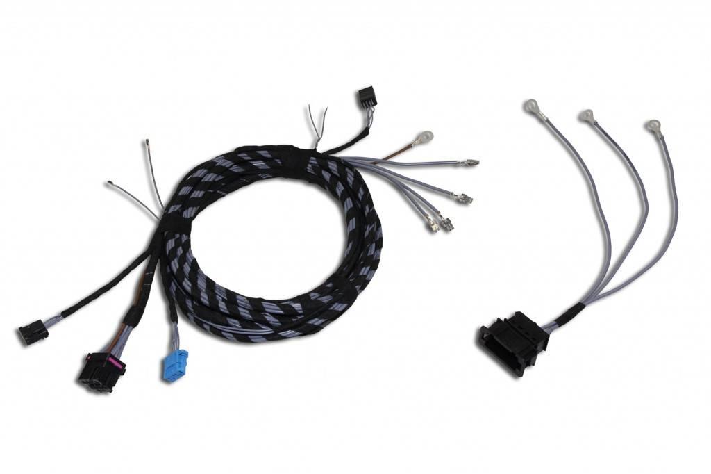 audi q3 trailer wiring harness