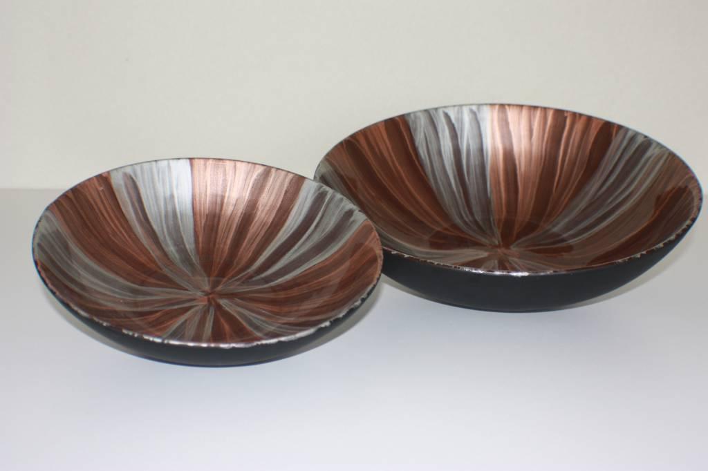 Schalen set van keramiek  Snel Decoratie