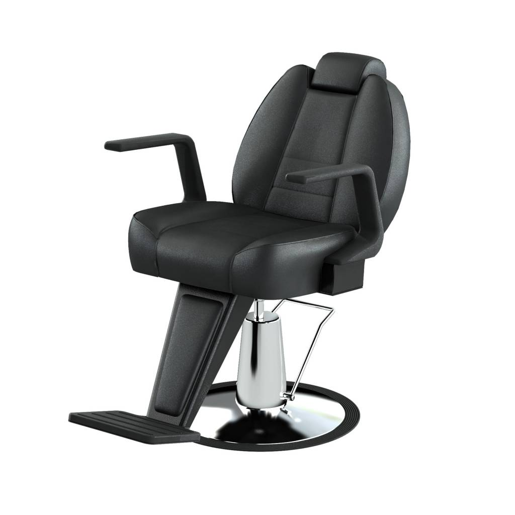 mobile barber chair camping chairs with footrest men 39s anbasador kappers and co hairdressing