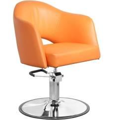 Orange Chair Salon Tall Adirondack Plans Gabbiano Hairdressing Lisbon Kappers Co