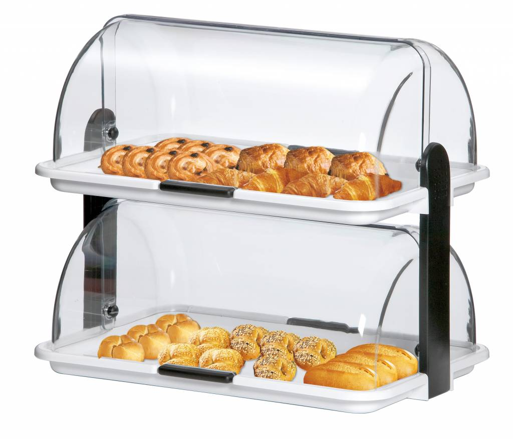 Double Buffet Display