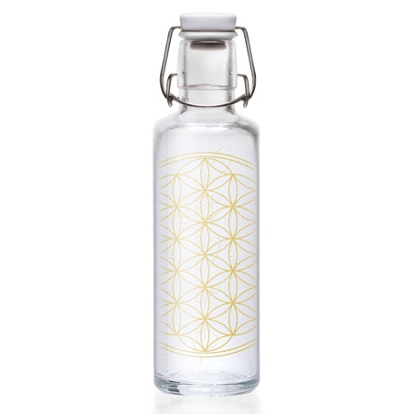 Bottle Flower Of Life Things That Make You Feel Good