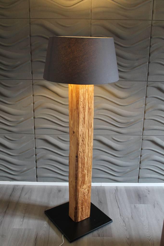 Stehlampe Altholz  Borkenkfer Onlineshop