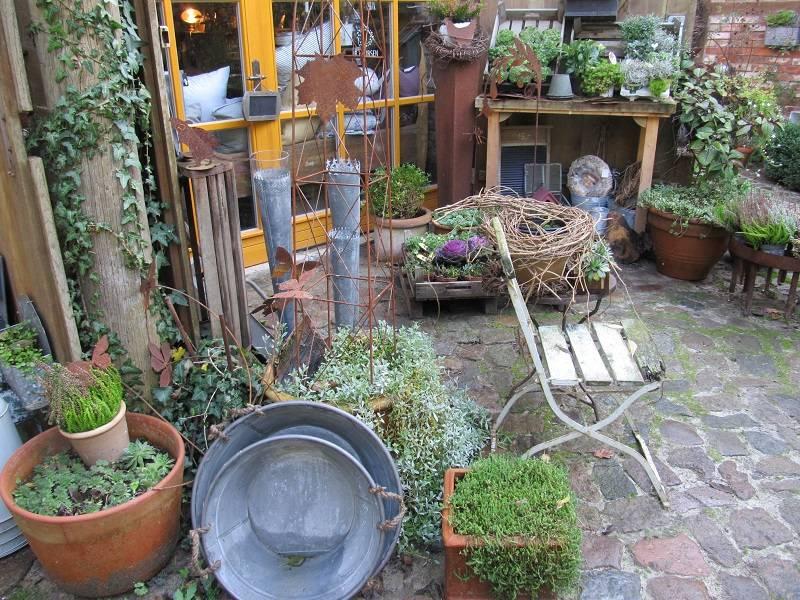 wohnen und garten deko - meuble garten, Terrassen ideen