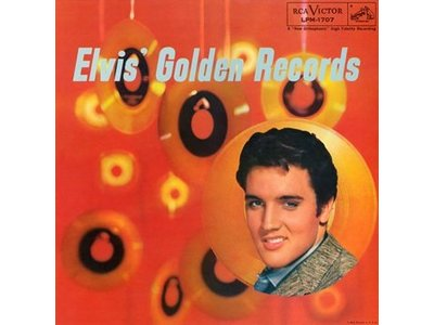 Image result for elvis's golden records