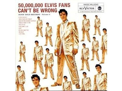 FTD 50 Million Elvis Fans Can Not Be Wrong ShopElvisMatters