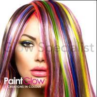 PAINTGLOW UV HAIR COLOR STREAKS - Glow Specialist - Glow ...
