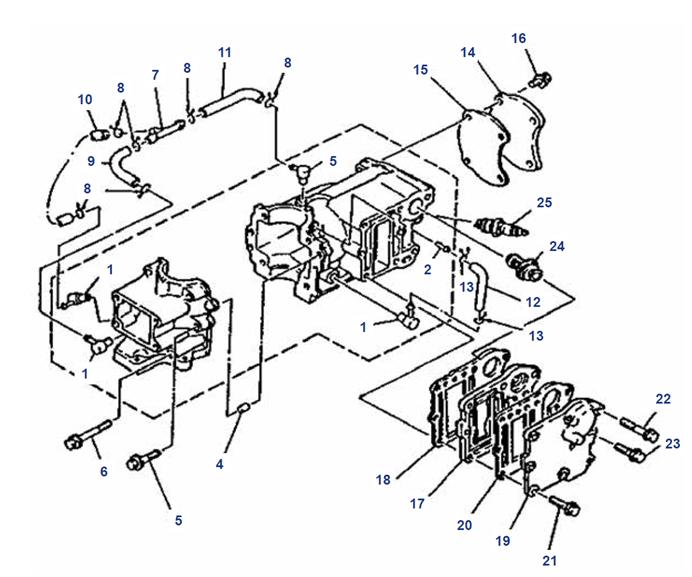 Yamaha Mercury Mariner