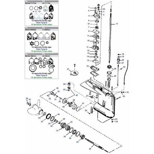 2000 Mack Rd690s Wiring Diagram