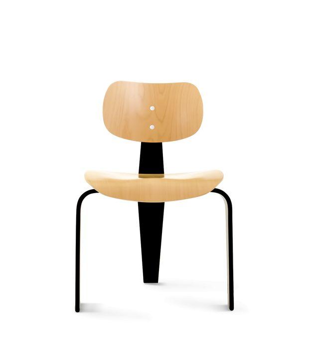 3 legged chair office chairs ikea by egon eiermann se 42 1949