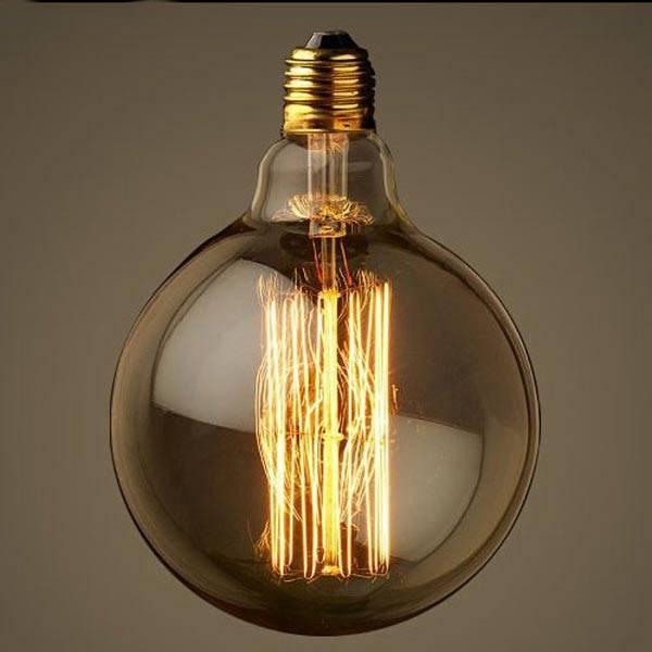 Lamp Retro met Grote Fitting I MyXLshop SuperTip