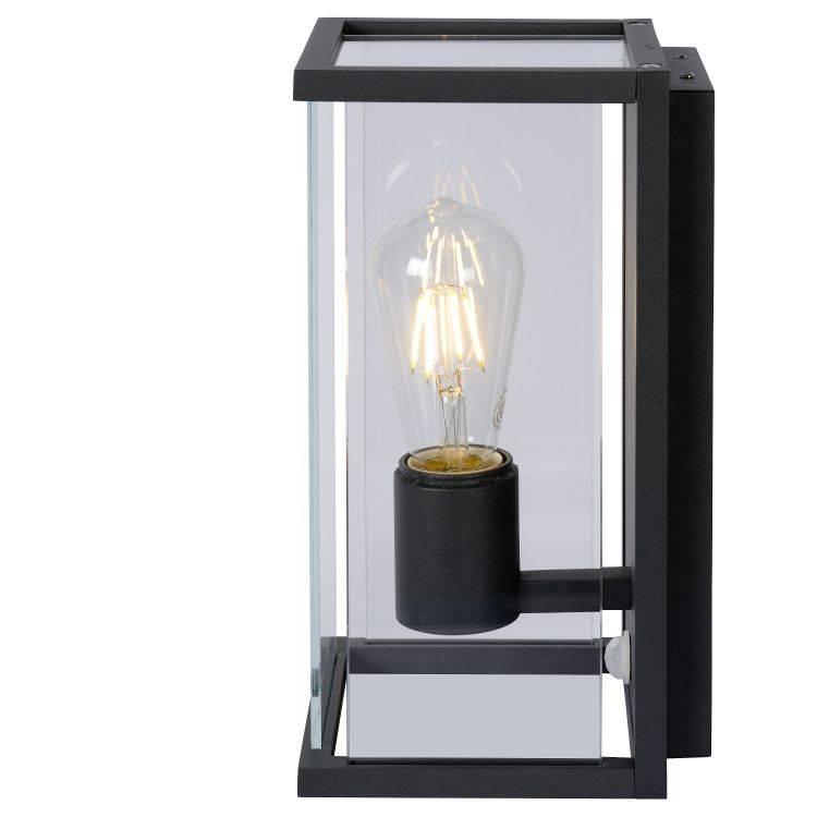 Buitenlamp muur glas E27  Myplanetled