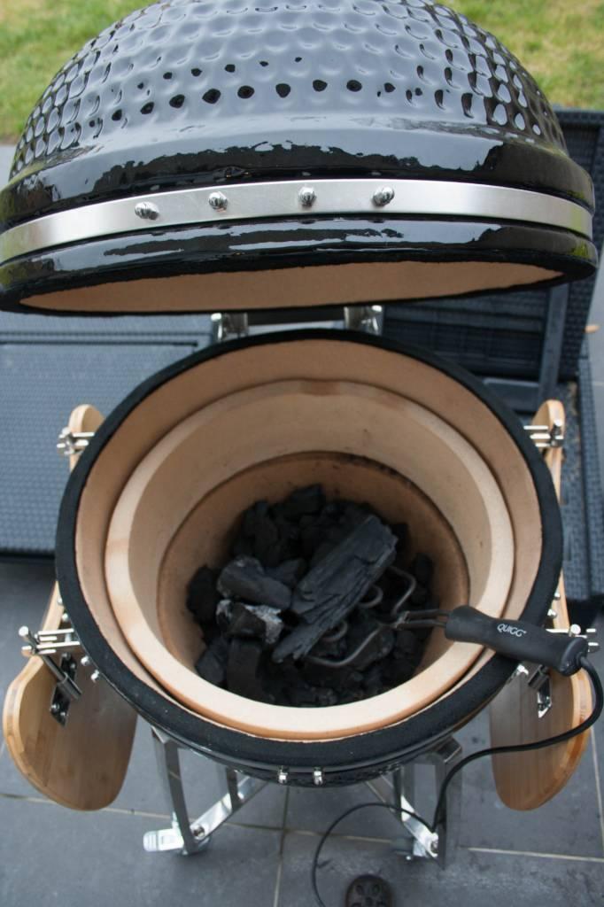 Black Bastard bbq Medium  boxspring  matras  tuinset
